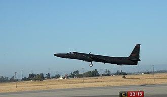 Yuba County, California - Image: U 2 Dragon Lady Returns to Beale Skies 160923 F ZH169 566