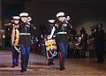 U.S. Marine Corps Band New Orleans, assigned to Marine Forces Reserve (MARFORRES), play their instruments during the MARFORRES and Marine Forces North celebration of the 238th U.S Marine Corps birthday ball 131117-M-IJ438-113.jpg