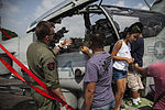 U.S. Marines display aircraft for Philippine Air Force families at PHIBLEX 14 131005-M-GX379-014.jpg