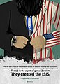U.S. the agent of global Zionism, the creator of ISIS.jpg