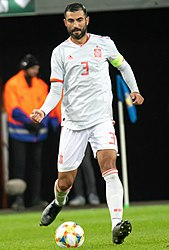 UEFA EURO qualifiers Sweden vs Spain 20191015 136 (cropped).jpg
