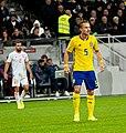 UEFA EURO qualifiers Sweden vs Spain 20191015 Pierr Bengtsson 11.jpg