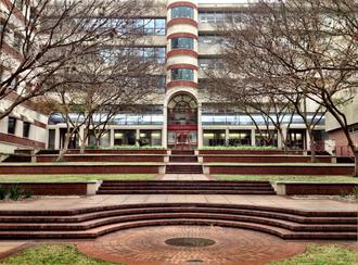 University of Florida College of Medicine - Image: UFCOM Entrance