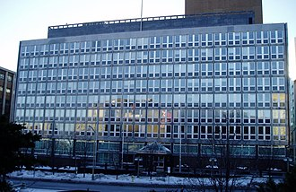 British High Commission, Ottawa - The High Commission building in Ottawa