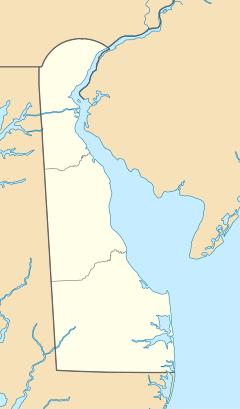 Ellendale is located in Delaware
