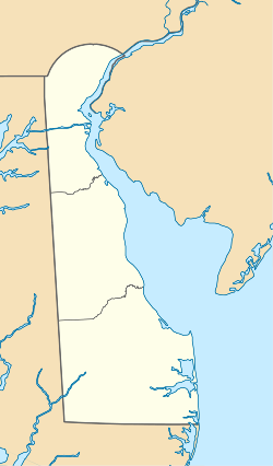 Talleyville, Delaware is located in Delaware