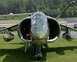 USMC BAE AV-8C Harrier, Seattle Museum Of Flight, Washington (1).jpg