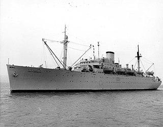 USNS <i>Fred C. Ainsworth</i> (T-AP-181)