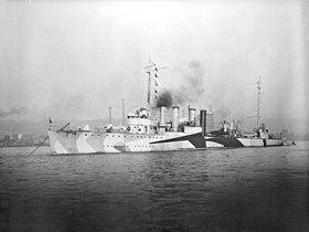 登特号驱逐舰 (DD-116)