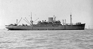 USS George F. Elliott AP-105