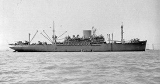 USS <i>George F. Elliott</i> (AP-105)