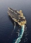 USS Harry S. Truman in the Persian Gulf in 2010 (5139720083).jpg