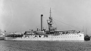 Battle of Tayacoba - The USS Helena