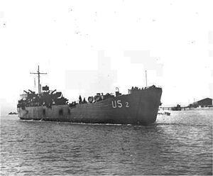 USS LST-2 - Image: USS LST 2