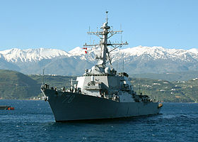 Image illustrative de l'article USS Porter (DDG-78)