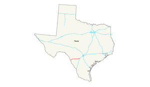 U.S. Route 57 - Image: US 57 map