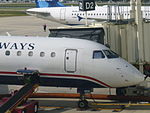 US Airways E190 in RSW.JPG