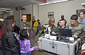 US Navy 021113-M-3166S-006 Exercise Keen Sword 2003 at the Air Mobility Command (AMC) Terminal.jpg