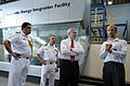 US Navy 100128-N-5549O-042 ecretary of the Navy (SECNAV) the Honorable Ray Mabus tours the Commonwealth Scientific and Industrial Research Organization energy center in Newcastle, Australia.jpg