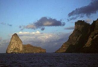 Ua Pou - Image: Ua Pou's South Coast