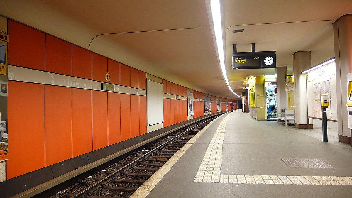 Rudow (Berlin U-Bahn) ...