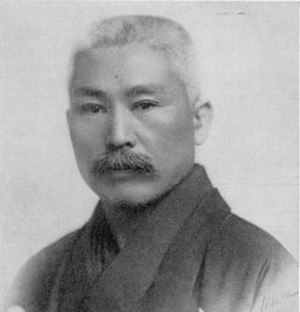 Black Dragon Society - Ryōhei Uchida, founder of the Black Dragon Society