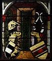 Ulmer Münster Fenster Neithardtkapelle 3 Wappen Roth Steußlingen.jpg