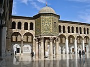 Umayyad Mosque-Dome of the Treasury211099