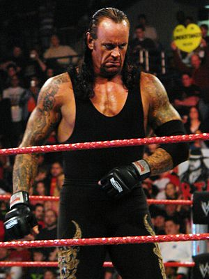 "SummerSlam (2004) - The Undertaker faced John ""Bradshaw"" Layfield for the WWE Championship"