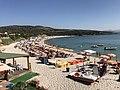 Une plage d'Isola Rossa - 2017.JPG
