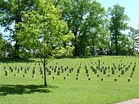 Union Cemetery, Shiloh National Military Park.JPG