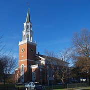 Unitarian Church Burlington 5