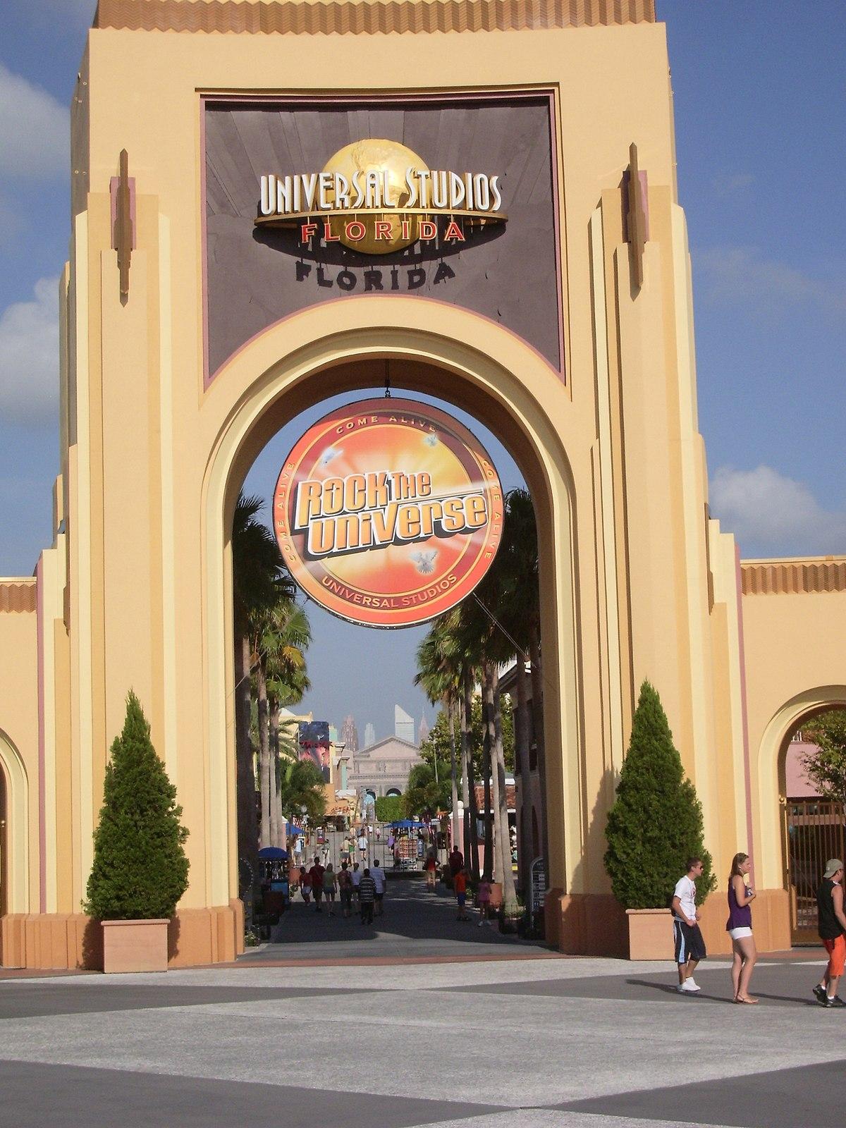 Universal Studios Orlando Islands Of Adventure Tour