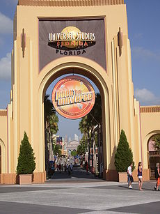 Motel  Universal Studios