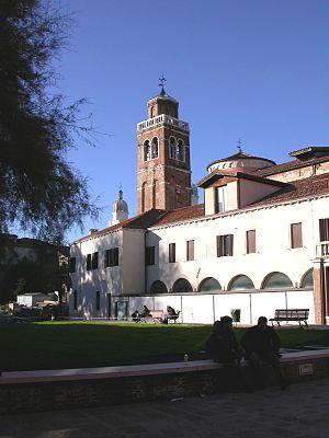 Ca' Foscari University of Venice - Image: Università Ca' Foscari Venezia San Sebastiano