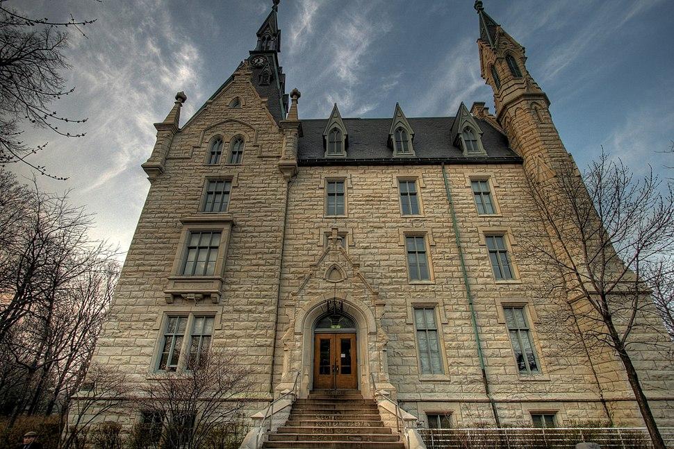 University Hall Northwestern