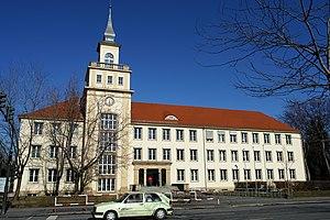 Reinhard Suhren - Landständische Oberschule in Bautzen