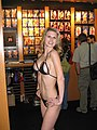 Unknown starlet at AVN Adult Entertainment Expo 2008 (20).jpg