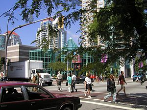 New Westminster - Image: Uptown new westminster bc