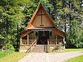 Ustjanowa Górna - kościół (04).jpg