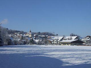 Uttigen Place in Bern, Switzerland