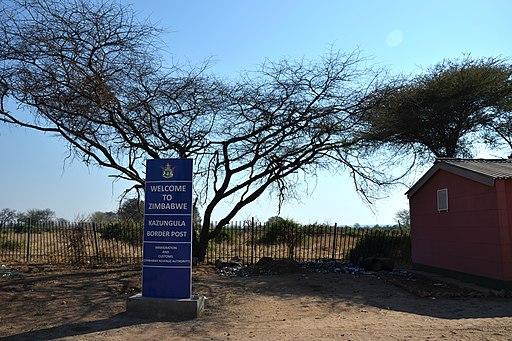 Vítejte v Zimbabwe - panoramio