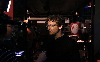 VIS - Vienna Independent Shorts 2014 Music Video Awards at Heuer am Karlsplatz 11 Daniel Ebner.jpg