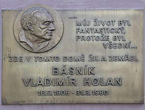 Holan, Vladimir (1905-1980)