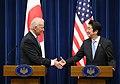 VP Joe Biden and Japanese PM Shinzo Abe 2013 (7).jpg