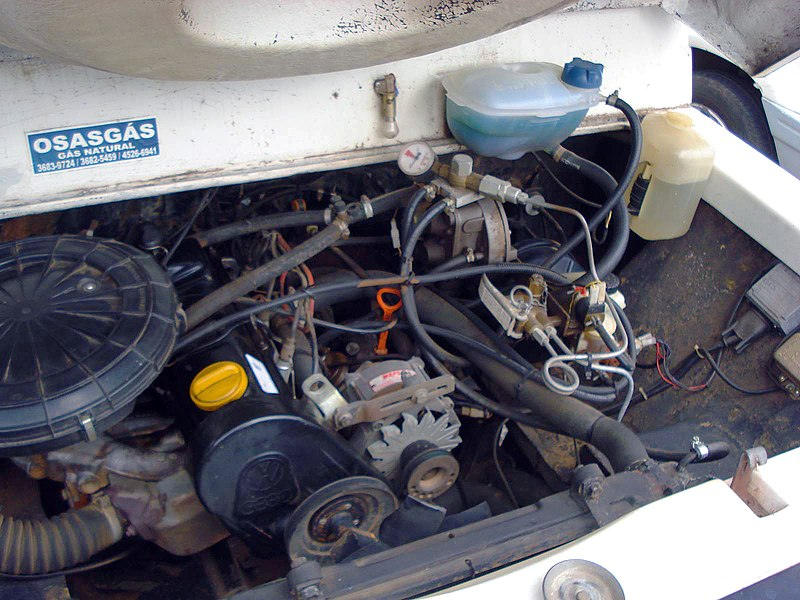 Natural Gas Engine Oil Additives