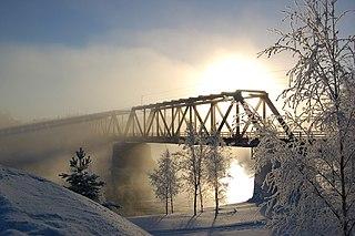 Vaala Municipality in North Ostrobothnia, Finland