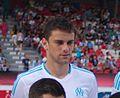 Valais Cup 2013 - OM-FC Porto 13-07-2013 - Lucas Mendes.jpg