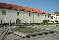 Valdstejn Palace stables.jpg