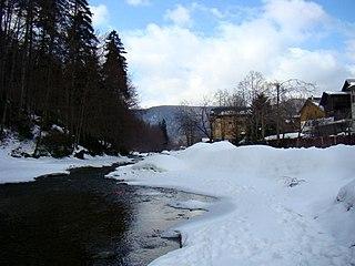 Azuga (river) river in Romania